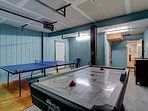Game Area - Ping Pong - Air Hockey