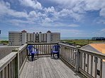Rooftop Observation Deck - Oceanview