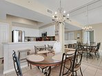 Majestic Sun 1109A - Dining Area and Breakfast Bar