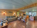 Escape to this 3-bedroom, 2-bath vacation rental home in Southern Oregon!