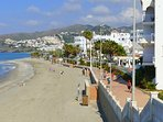 Sea promenade 1 min walk