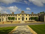 Two guests per booking receive complimentary membership of the Goodwood Healthclub, spa and Kennels.