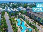Seas The Dream - Villages of Crystal Beach Community Pool