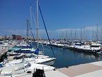 Puerto deportivo, Santa Pola