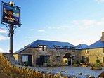 Daphne Du Maurier's Jamaica Inn, Smuggling Museum, Farm Shop, Carvery, Bar, views