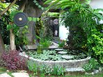 Entrance to the Zen Garden