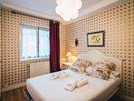 NEGURI apartment in Getxo near the beach - Bedroom