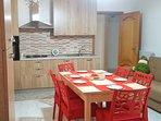 Cucina/Soggiorno 'Corallo'