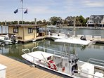 Charter Fishing, IOP Marina, 5 Minutes