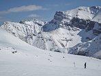 Experience the many ski resorts nearby