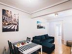 LA SALVE apartment by PEOPLE RENTALS in Bilbao - Living room
