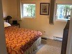 Bedroom #1 - 1 Queen Bed