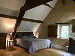 Queen bedroom 1 : our suite