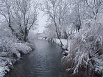 RIVER IN FAIRFORD..