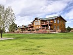 A perfect family getaway awaits at this large South Dakota vacation rental home.