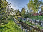 This half-acre property will make you feel in-tune with nature!