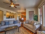 Enjoy 1,323 square feet of tasteful living space in a convenient location.