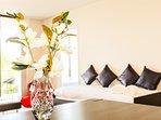 Sunshine living room