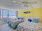 Cute Gulf front studio with AMAZING View!!