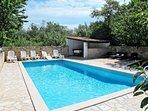6 bedroom Villa in Radovani, Istria, Croatia : ref 5439143