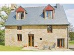 3 bedroom Villa in Saint-Manvieu-Bocage, Normandy, France : ref 5565667