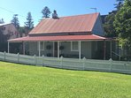 Our historic cottage welcomes you. Step back in time. Make your Kiama stay the best ever!