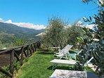 2 bedroom Apartment in Aramo, Tuscany, Italy : ref 5447342