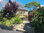 3 bedroom Villa in Trévou-Tréguignec, Brittany, France : ref 5436370