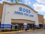 Ross a few steps
