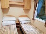 Twin bedroom number 2