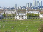 Greenwich offers a fantastic day out