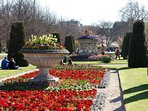 You are right in the centre of London with sites such as Regent's Park on...