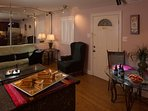 Frenchman Orleans at 519 One Bedroom Living Area