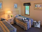 Southcape Resort and Club Two Bed Unit Second Bedroom