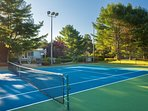 Southcape Resort and Club Tennis Courts