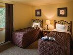 Tamarack and Mirror Lake Resort Two Bedroom Possible Second Bedroom