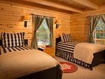 Rangeley Lake Resort Guest Bedroom (1)