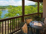 Branson Yacht Club Outdoor Eating Area