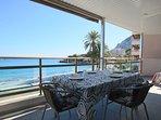 Apartamento Frentemar: 3bd Frontline with increedible seaviews