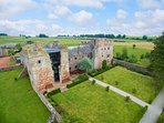 Blencowe Hall is a 5* Grade I listed castellated manor house with 12 bedrooms and 11 bathrooms