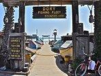 Dory Fishing Fleet