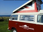 We offer vintage VW Camper Holidays, Honeymoons, Naughty Weekends and General Times of Loveliness.