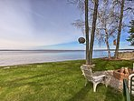 This Houghton Lake hideaway is an absolute dream!