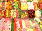 candy...