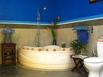 VIP Bungalow Bathroom