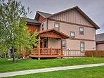 Explore the Bridger Mountains and Yellowstone Park on your Montana retreat!