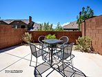 Out door dining - patio