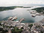 Killybegs town, 2 miles from Cottages