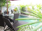 #2 Affordable 2 bedroom pool villa close to Lovina Beach