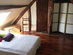 Chambre 3 avec 1 lit en 140
